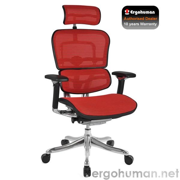 Ergohuman Plus Luxury Mesh Office Chair