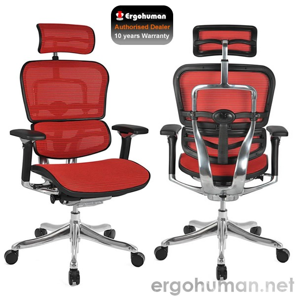 Ergohuman Plus Luxury Office Chairs