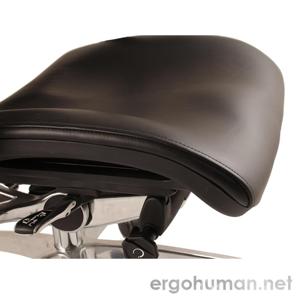 Nefil Leather Office Chair - Real Leather